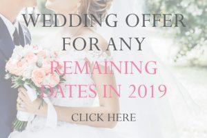 Wedding Offer at Pontlands Park Hotel